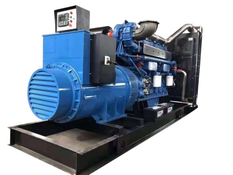 租赁柴油发电机组 350KW玉柴柴油机